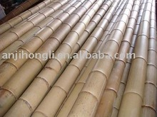 Natural high quality bamboo poles for sale