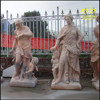 Supply white marble stone Natural stone angel figurines