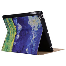 for ipad case with auto sleep wake function,tablet case for ipad 2 case,for ipad 2 3 4 case