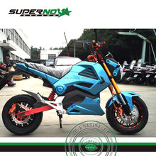 motorcycle electric 72v2000w chopper type manufactuere in china