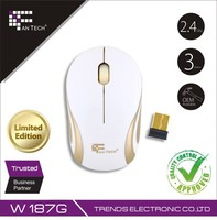 Fantech W18G Best High Quality Wireless Mouse Best Cheap Novelty Wireless Mouse