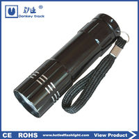M04B promotional led flat flashlight torch