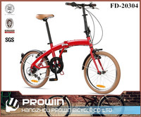 import bicycle from china 20 inch folding bike lightweight folding bikes/cheap folding bike for sale (PW-FD20304)