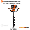 ice auger bit ground drill machine digging tools