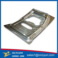 OEM Custom Customized Precision stamping car body parts with ISO/TS16949
