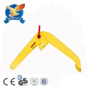 Chain drum clamp manual oil lifting lifter