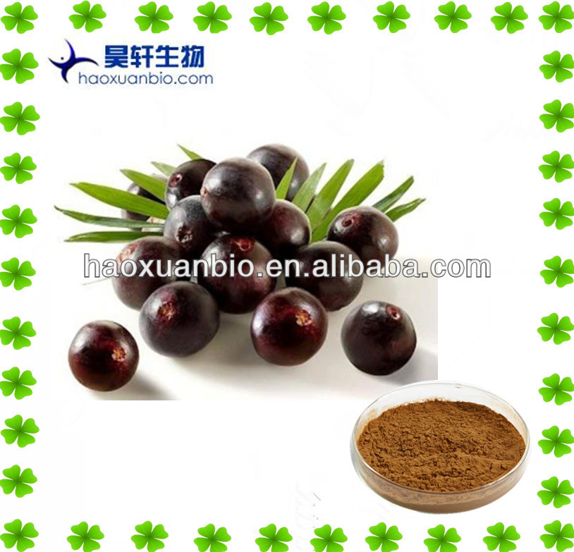 Acai berry extract Anthocyanin 5%-70%