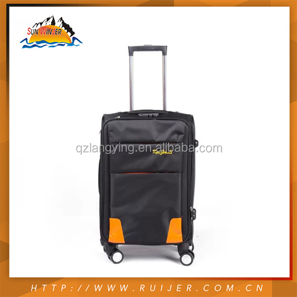 2015 New design hot sale travel wholesale luggage distributors