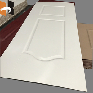 High quality melamine HDF door skin