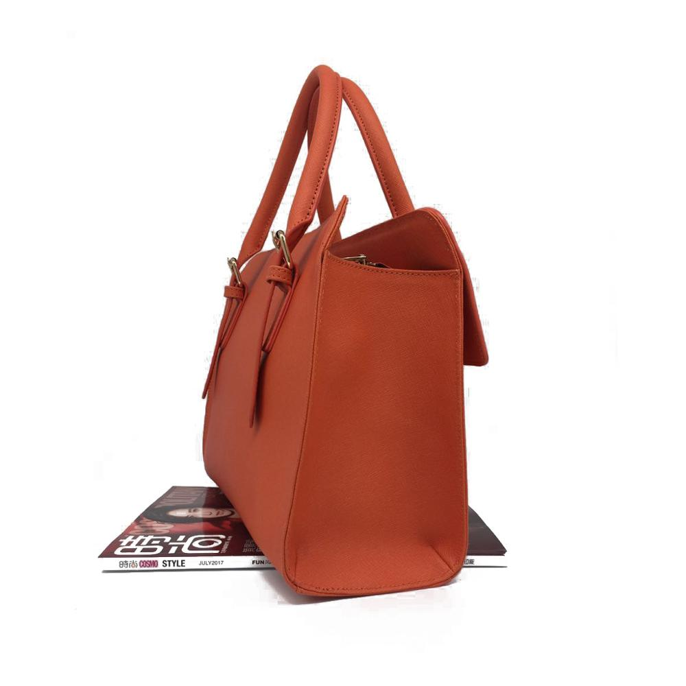 2017 new style fashion leather bags leather laptop bags women handbags with good price
