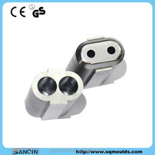 high quality compacting mould parts