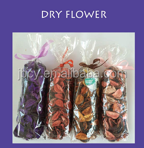 2016 various kinds scents dried fabric flowers