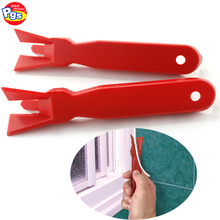 Economic Plastic Material Silicone Spatulas sealant cleaning tool