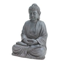Meditating Peace Harmony Thai Buddha Statue For Sale