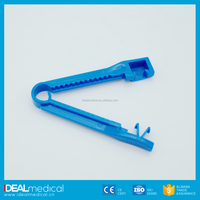 Hot Sale Disposable sterile blue and White Umbilical Cord Clamp