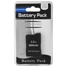Extended 3600mAH Rechargeable Battery Pack Replacement Charger Battery For PSP 1000
