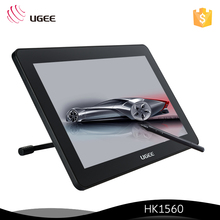 Ugee HK1560 15.6 Inches Digital Pen Monitor with Adjustable Stand
