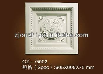 PU ceiling medallion/Home&Interior decoration/building material