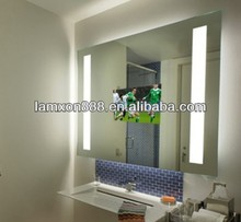 Bathroom high-end mirror TV