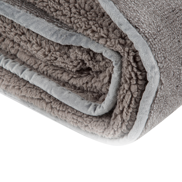 flannel fabric blanket