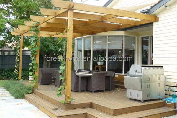 pergola aus aluminium pergola schmiedeeisen pergola b gen. Black Bedroom Furniture Sets. Home Design Ideas