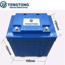 Factory customized Solar System Storage Battery Moudle LiFePO4 Li Ion 12V 40Ah battery solar Lithium Battery Pack Deep Cycle