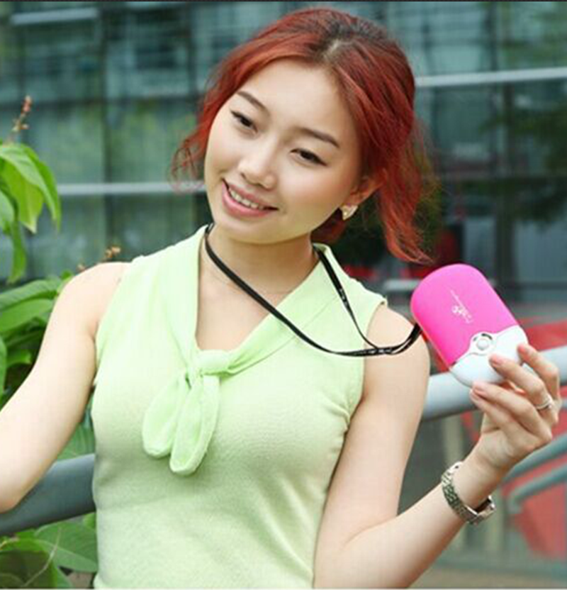 USB Hand Held Fan