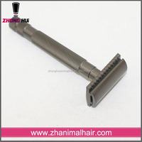 Face care laser safety razor