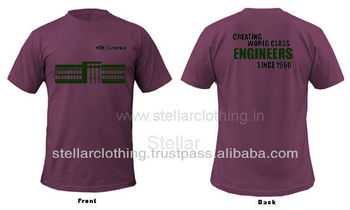 Promotional T-shirt for Events