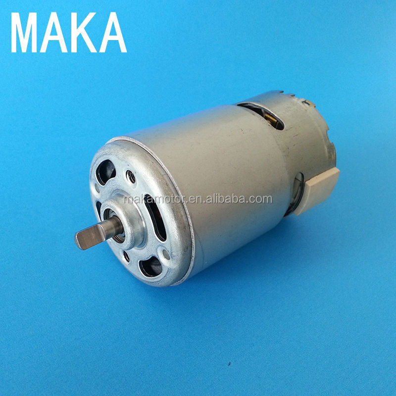 772JH electric dc permanent magnet brush micro motor /vacuum cleaner/mincer/juicer/shredder/saw/planer 48/115/120/220v