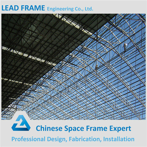 Real estate pre-engineering steel frame structure warehouse
