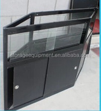 folding showcase/foldable display case case