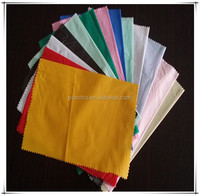 colored PEVA plastic films