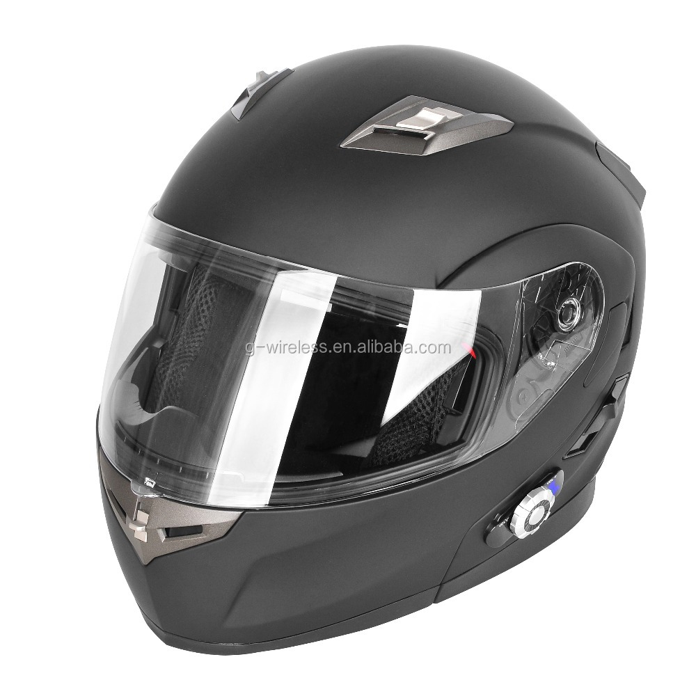 2017 Fashional used motorcycle bluetooth helmets for sale from G-Wireless