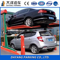 Double-easy car parking lift for sedan and suv