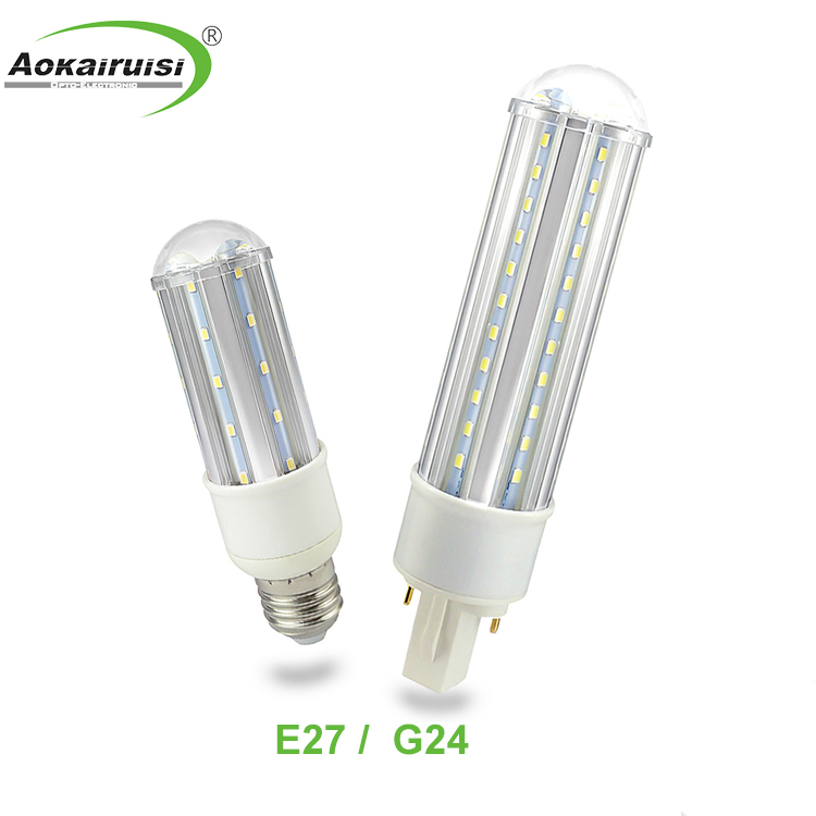 9W E27 Corn Light Bulbs 800LM 35LEDs SMD2835 dimmable Cool White 6000K LED Lamp,70 Watt Incandescent Bulb Equivalent