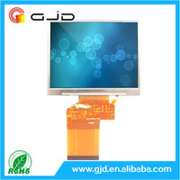 HOT SALE small size brightness 300 3.5 touch lcd screen
