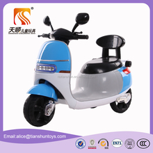 Hot sale children toy motorcycle with light and music baby electric three wheel motorcycle