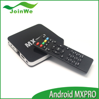Best KODI Tv App Box MX Pro Android Tv BOX With 1G RAM And 8G Flash And Air Fly Mouse