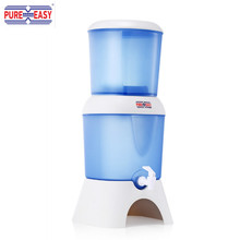 Countertop gravity water filter, mineral water filter for home,office use with activated <strong>carbon</strong>