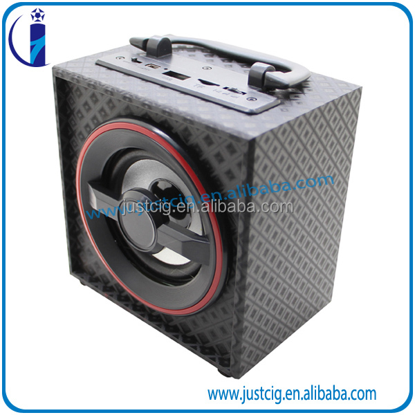 Alibaba factory New Arrival Hands-free Wood Bluetooth Wall Mount Wireless Speakers UK-53 manufacturer