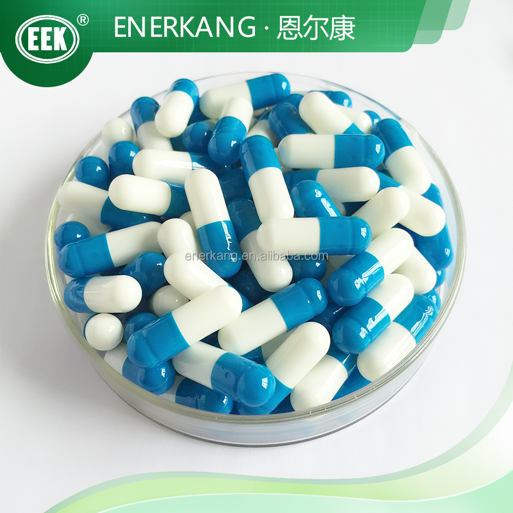 High quality! halal,Koshore gelatin empty capsules joined 00#-4