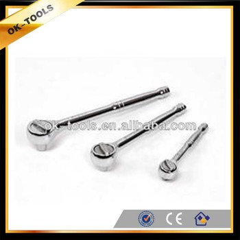 new 2014 OK TOOLS Dr. Sockets Ratchet handle tool hand tractor manufacturer China wholesale alibaba supplier