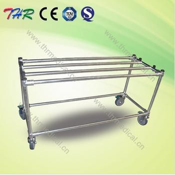 High Quality! THR-100 Funeral Church Casket Display Stand Cart