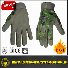 China manufacturer work safety gloves manufactured in