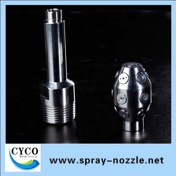 CYCO Compact Metal Tank Cleaning Spray Nozzle