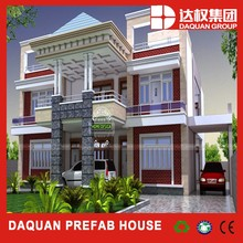 Daquan Luxury Vacation Container House Holiday Hotel For Sale