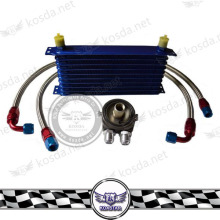 Aluminum Car Oil Cooler, Auto Oil Cooler