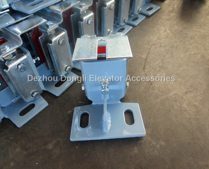 5mm Elevator counterweight guide shoe