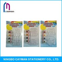 Fashionable colorfull plastic suncatchers